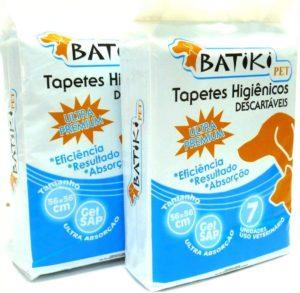 Tapetes Higiênicos Descartáveis Sanitário