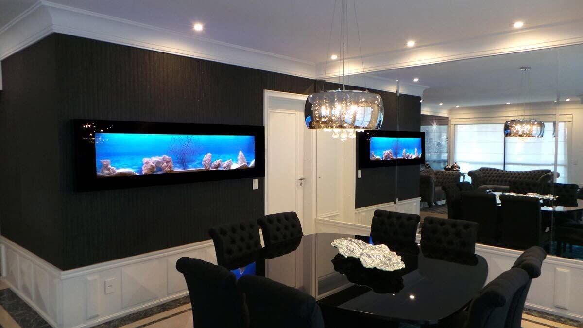 aquário para peixe wgrif 110l