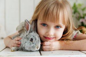 bicho de estimação faz bem as crianças