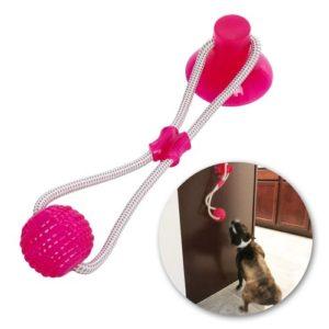 Brinquedo para cachorro interativo mutifuncional Mimos Dog