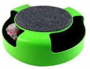 brinquedo para gato rato arranhador