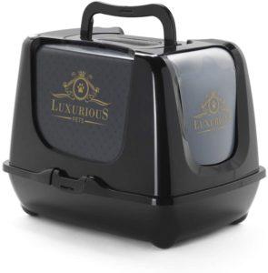 caixa para gatos luxurious