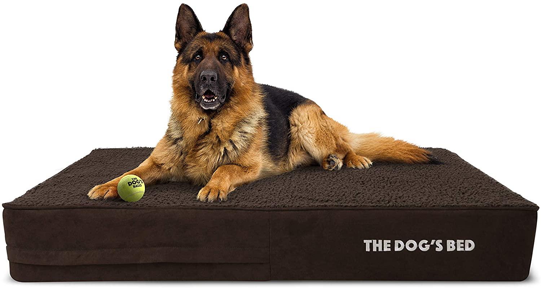 cama ortopedica dogs balls