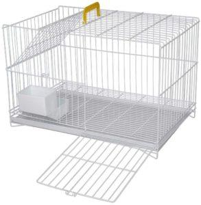 gaiola para coelho individual