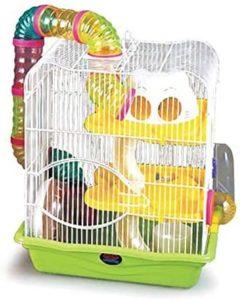 gaiola para hamster - safari