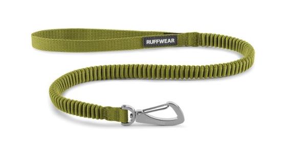 Coleira para cachorro: Imagem cedida em cortesia Ruffwear