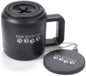 limpador para patas de cachorro paw plumger