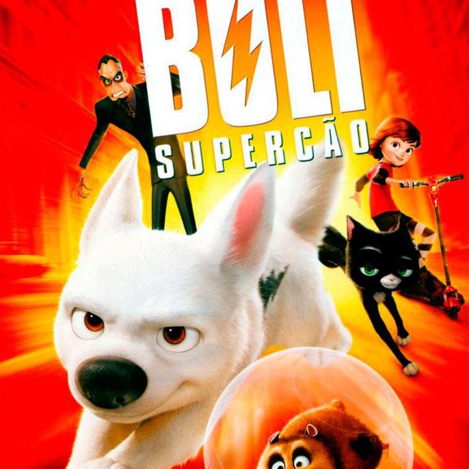 Nomes de cachorro: Bolt