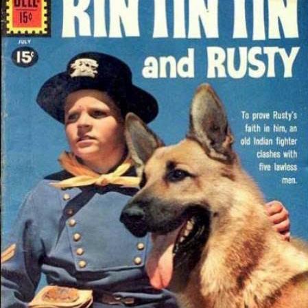 Nomes de cachorro: Rin Tin Tin