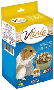 racao para hamster vitale